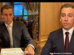 Галкин спародировал Собянина и Путина, говорящих о прогулках москвичей