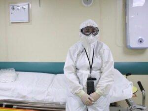 Медсестер заперли в морге после контакта с больным COVID-19