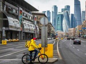 Ограничения в Москве снимают с 1 июня