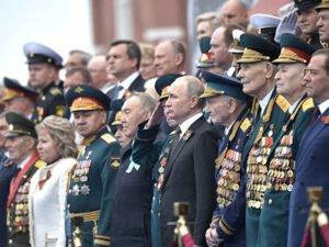 Названа дата проведения парада Победы-2020