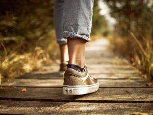 Прогулки и велосипед помогают укрепить здоровье
