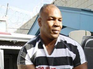 Майк Тайсон подрался в тюрьме только раз