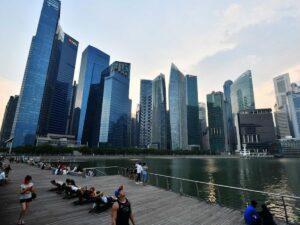 Отец-основатель Сингапура перенял идею у Горбачева