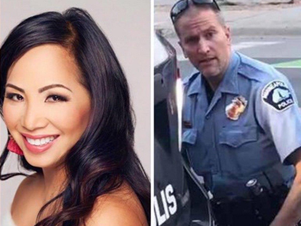Полицейского Дерека Шовена бросила жена-модель