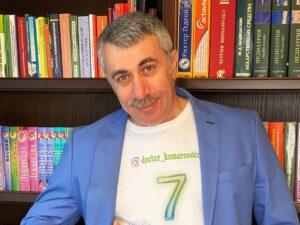 Доктор Комаровский развенчал «бредовый» миф о COVID-19