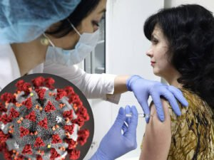 Массовая вакцинация от коронавируса