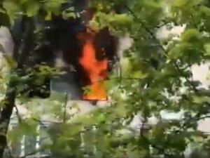 Взрыв в Москве 5 июня