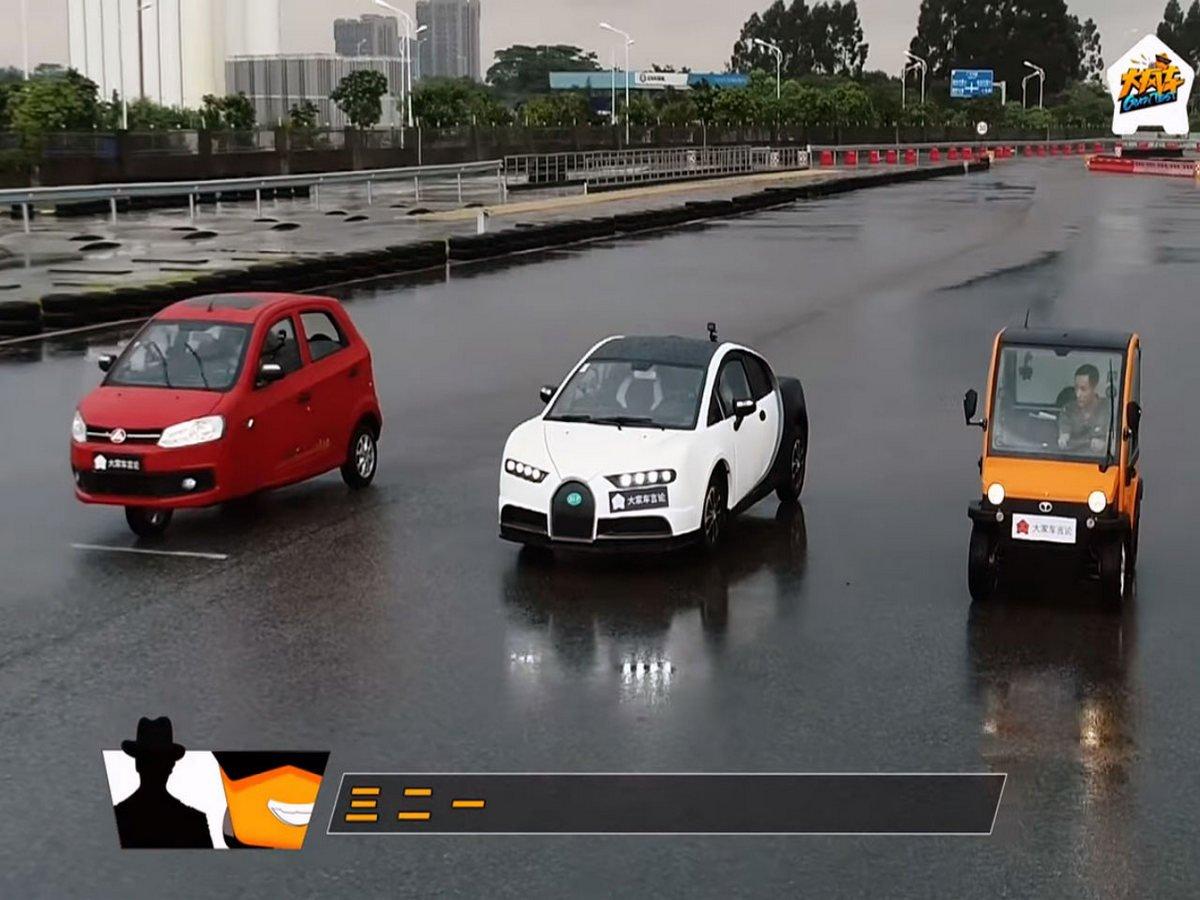 три самых дурацких китайских автомобиля
