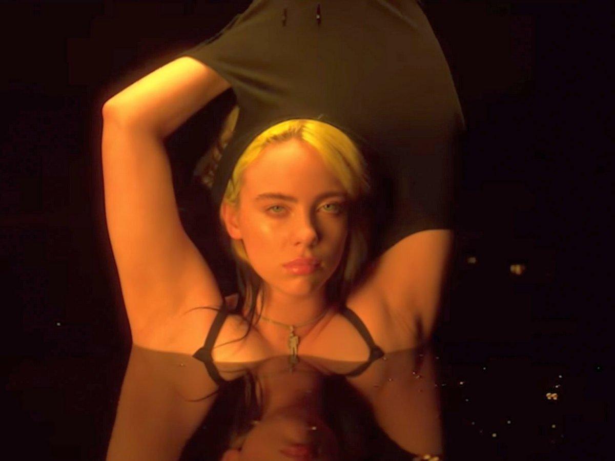 Билли Айлиш выпустила видео о принятии своего тела