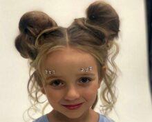 Татьяна Навка поделилась видео с танцующими дочками