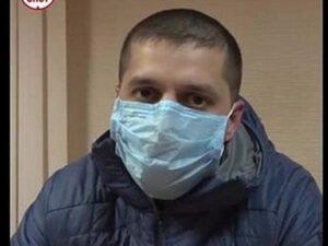 Росгвардеец объяснил применение оружия к жителю Екатеринбурга
